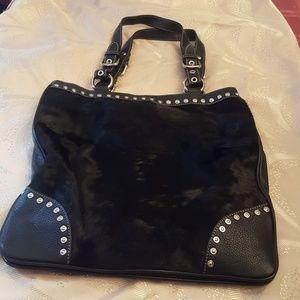 Aqua Madonna Handbag